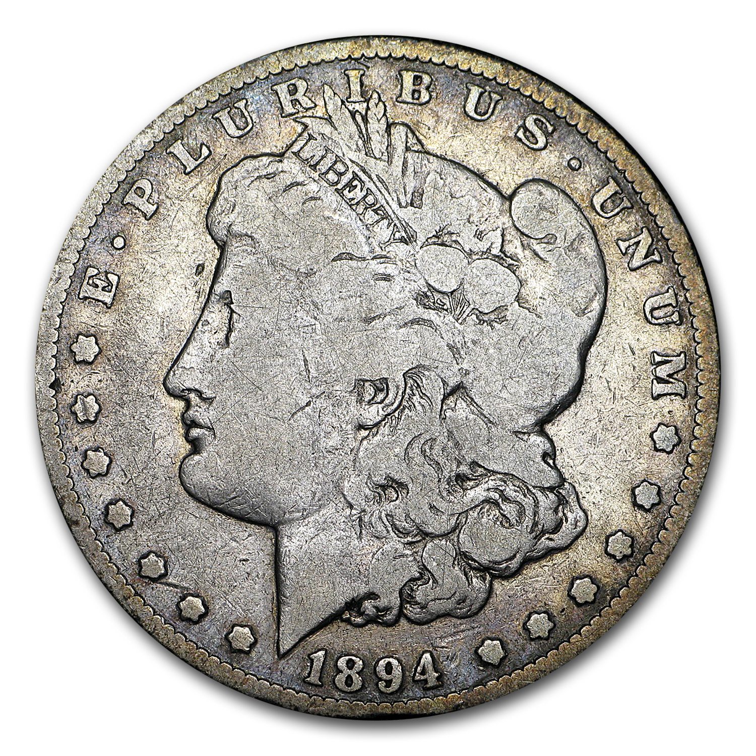 1894 Morgan Dollar Good