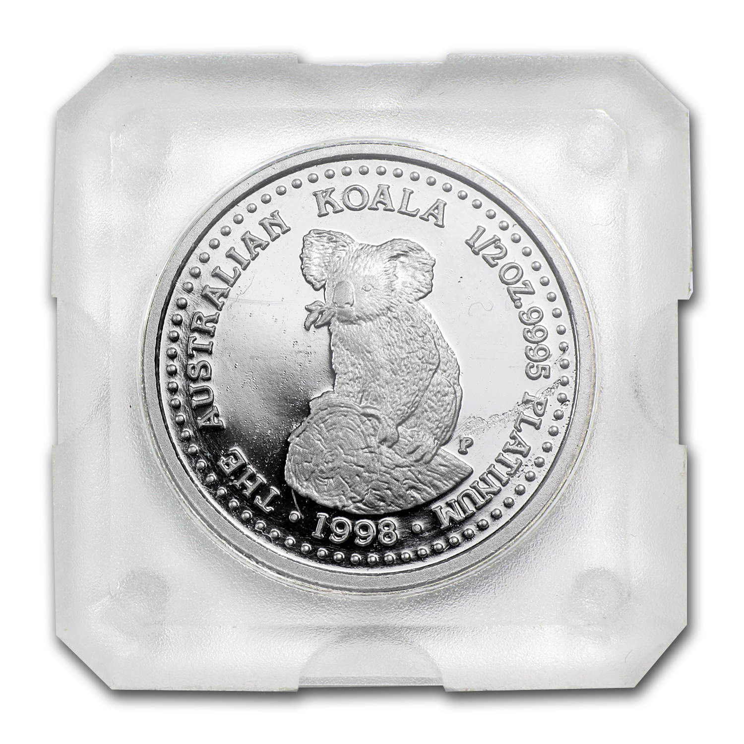 1998 Australia 1/2 oz Proof Platinum Koala