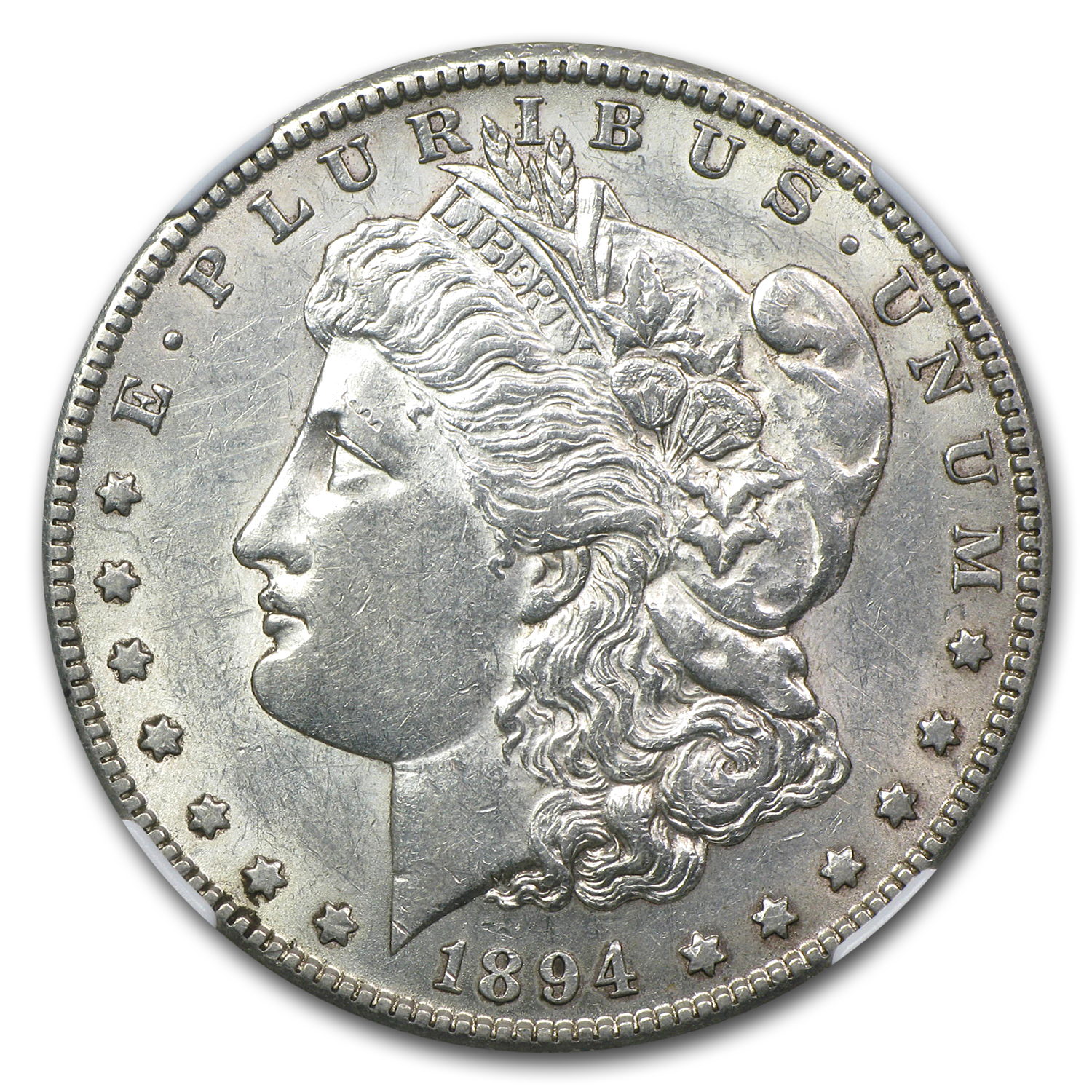 1894-S Morgan Dollar AU-55 NGC