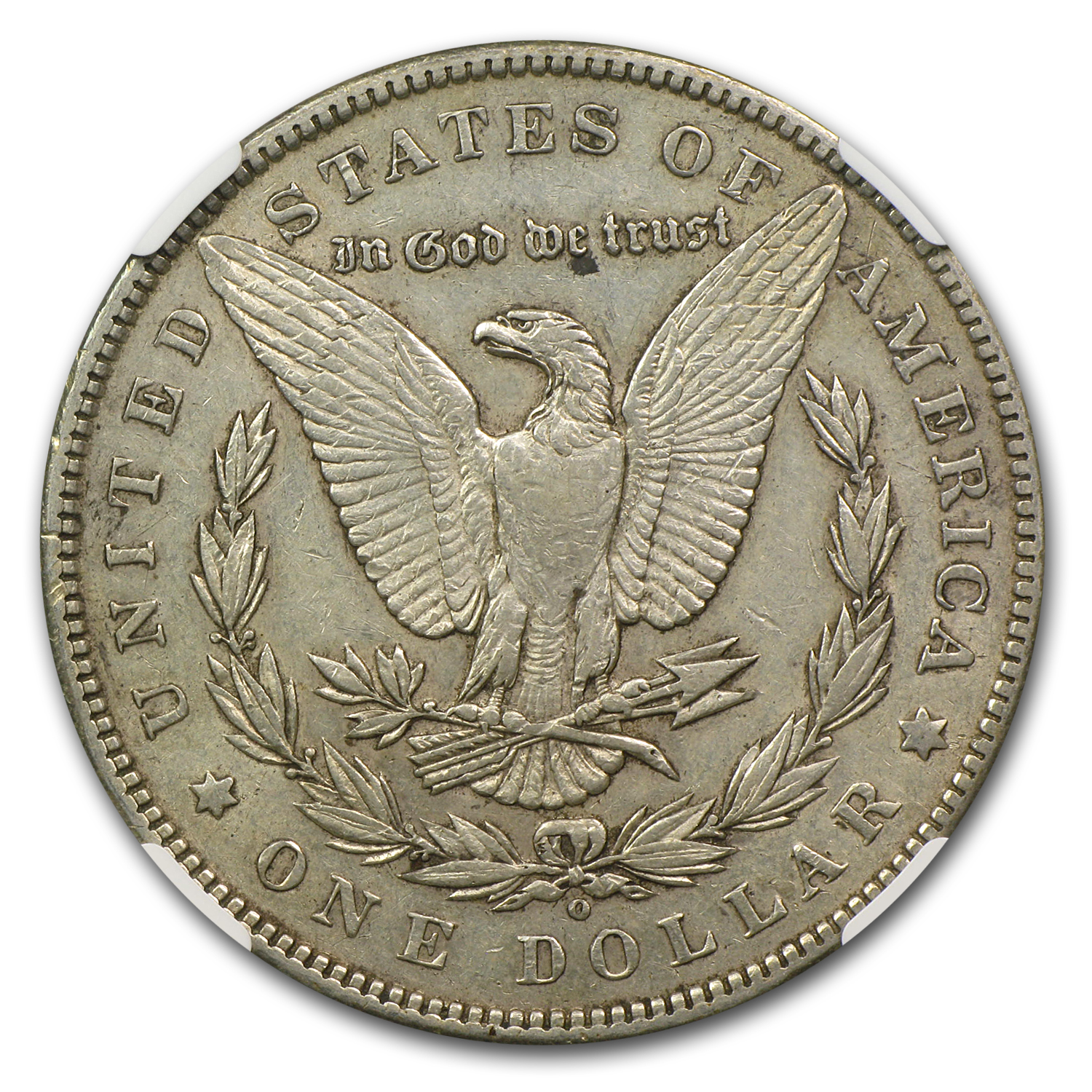 1899-O Morgan Dollar AU-50 NGC Micro O (Top-100)