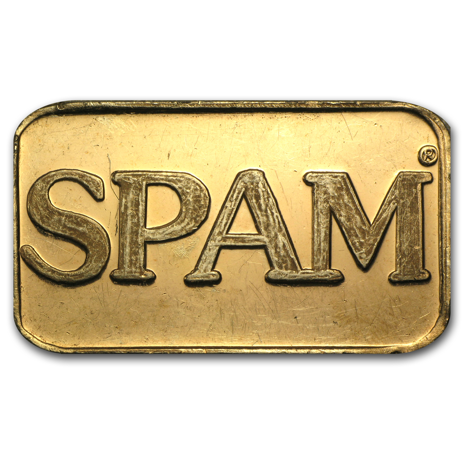 1 oz Silver Bar - SPAM