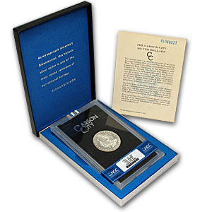 1881-CC Morgan Dollar MS-64 PL Proof Like NGC - GSA Certified