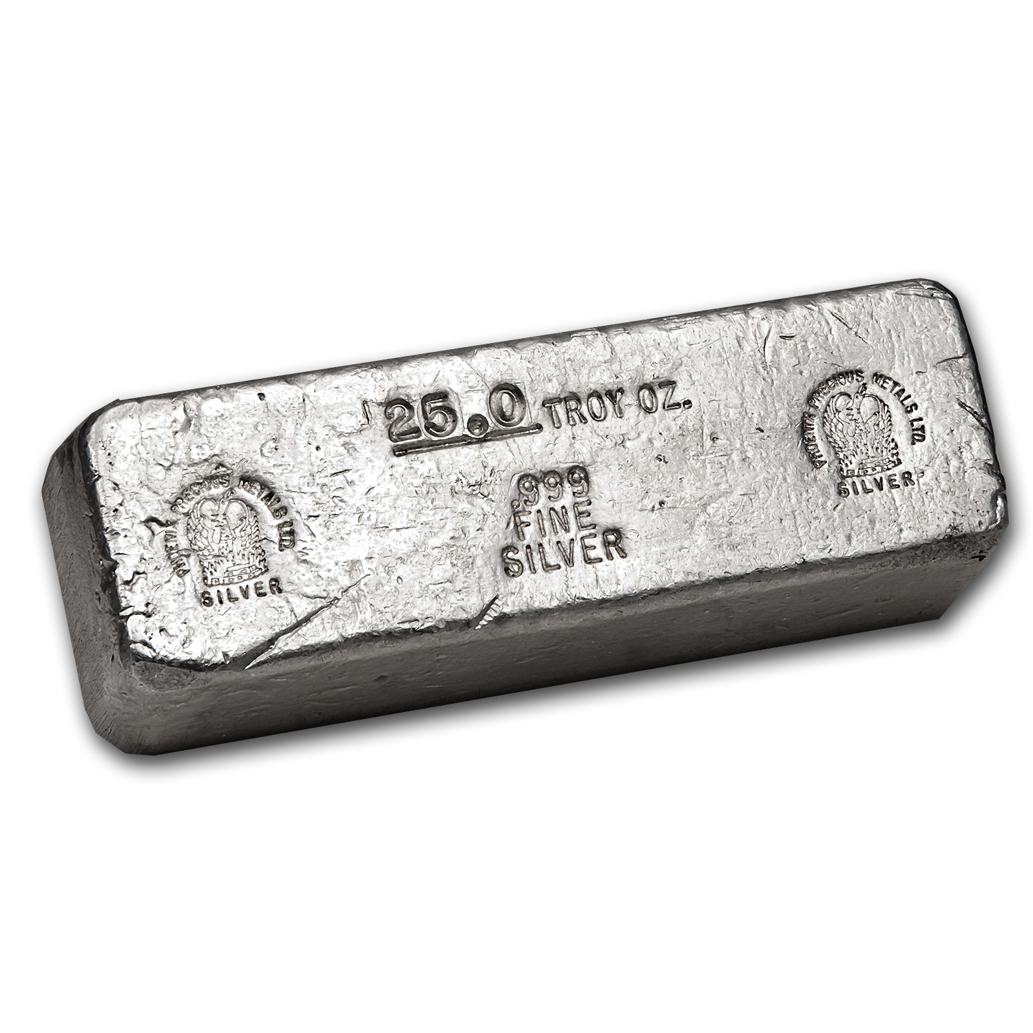 25 oz Silver Bar - Phoenix Precious Metals Ltd