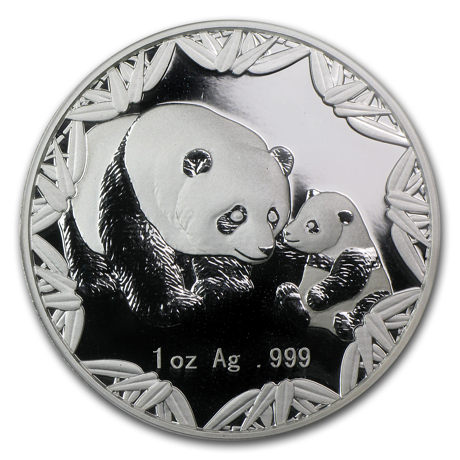 2012 China 1 oz Silver Panda Philadelphia Coin Show PR-70 PCGS