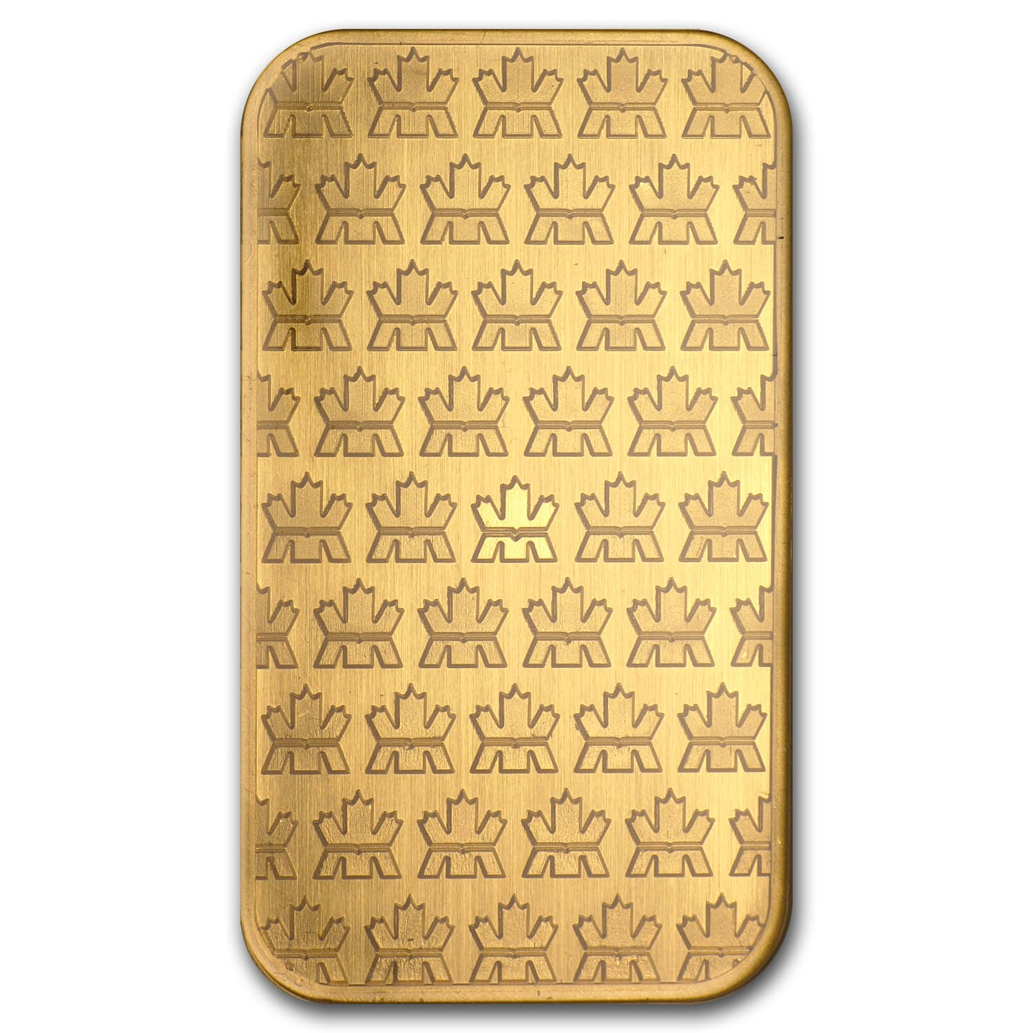 1 oz Gold Bar - Royal Canadian Mint (In Assay)