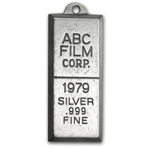 27 Gram Silver Bar - ABC Film Corporation (1979)