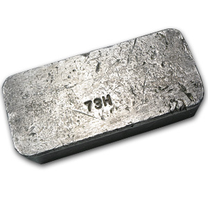 10.35 oz Silver Bar - Great Western Coin & Bullion