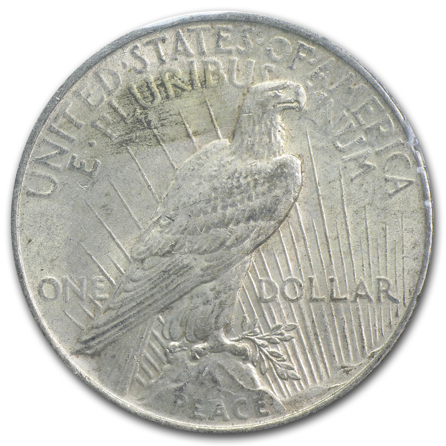 1924 Peace Dollar XF (GSA Soft Pack)