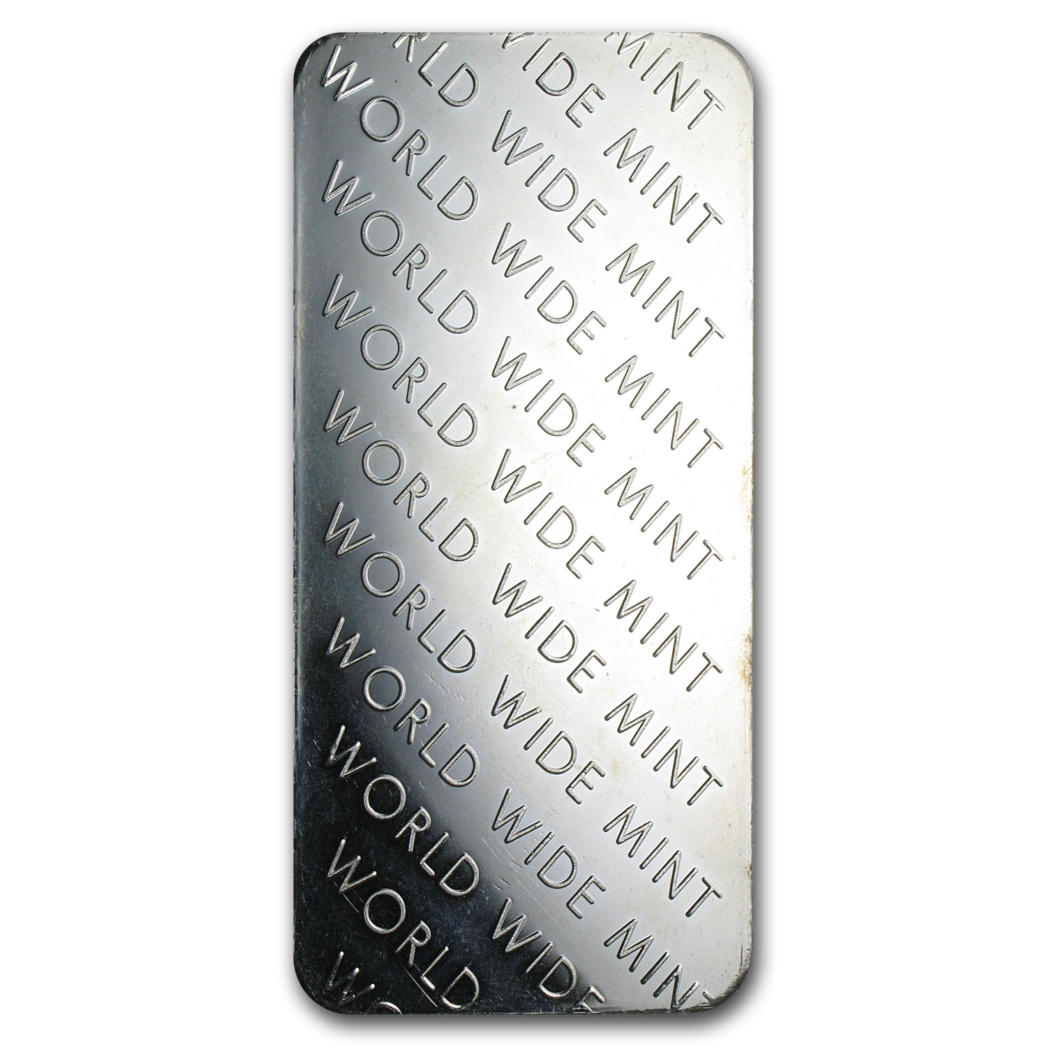 10 oz Silver Bars - World Wide Mint (Eagle)