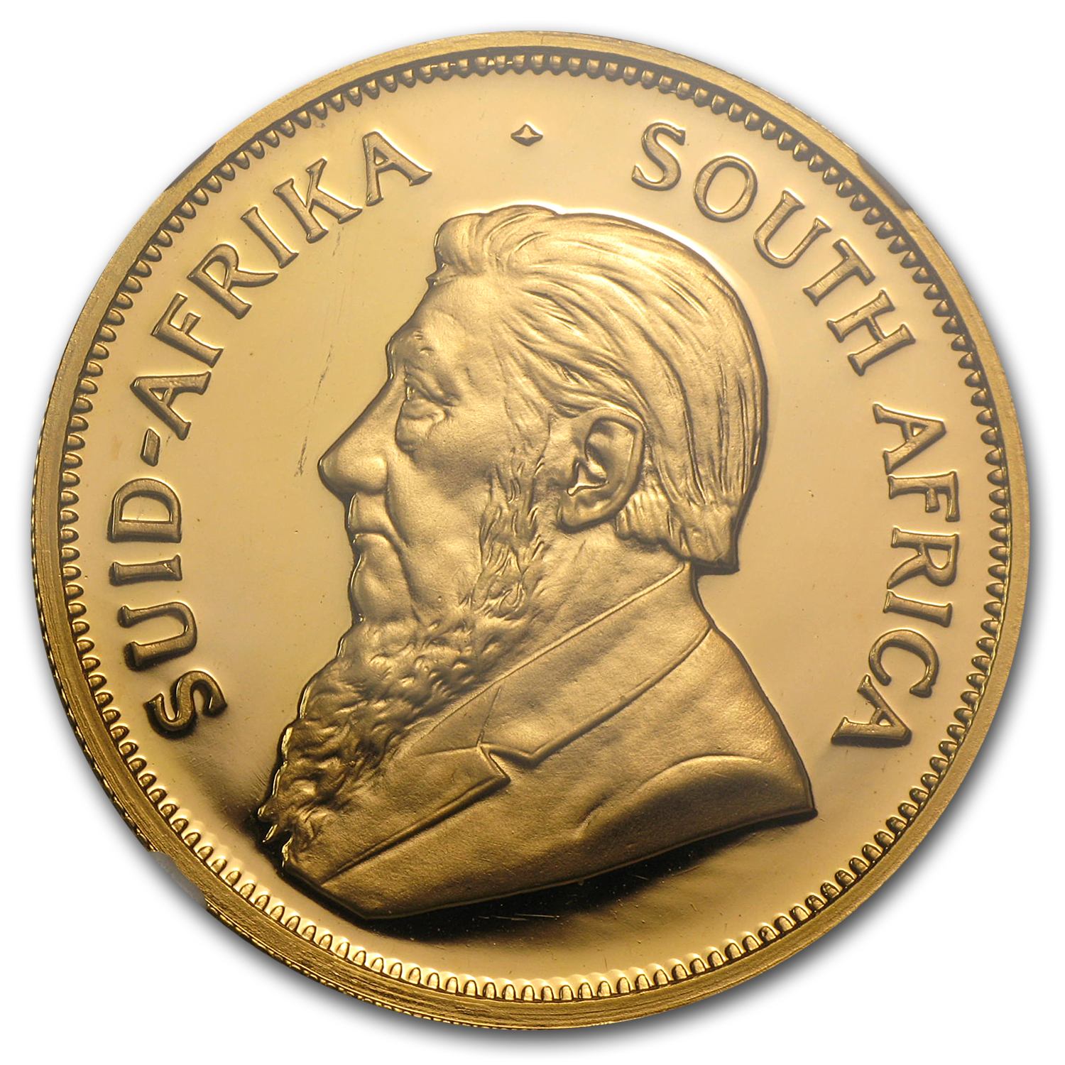 1976 South Africa 1 oz Gold Krugerrand PF-67 NGC
