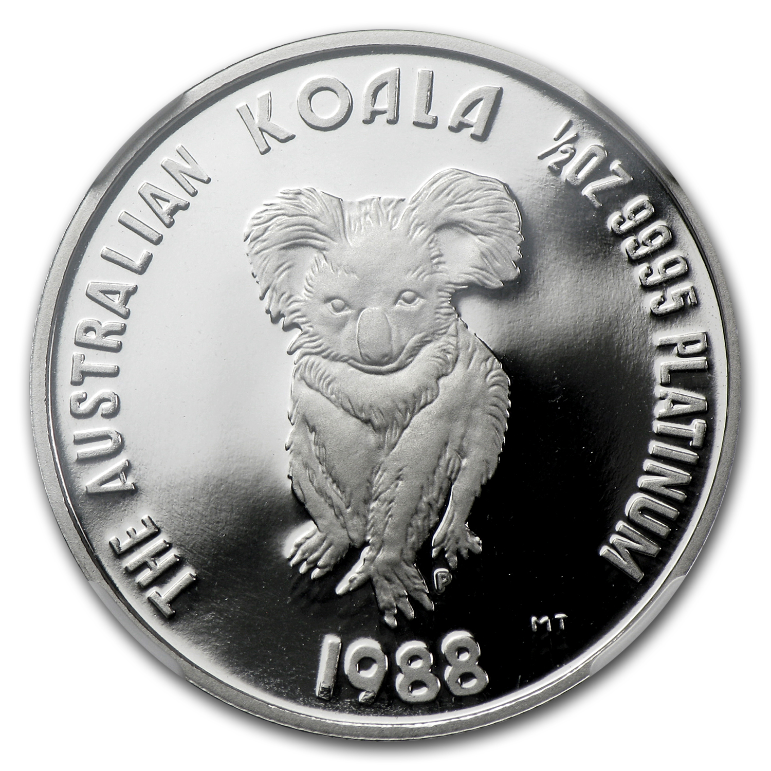 1988 Australia 1/2 oz Proof Platinum Koala PF-69 NGC