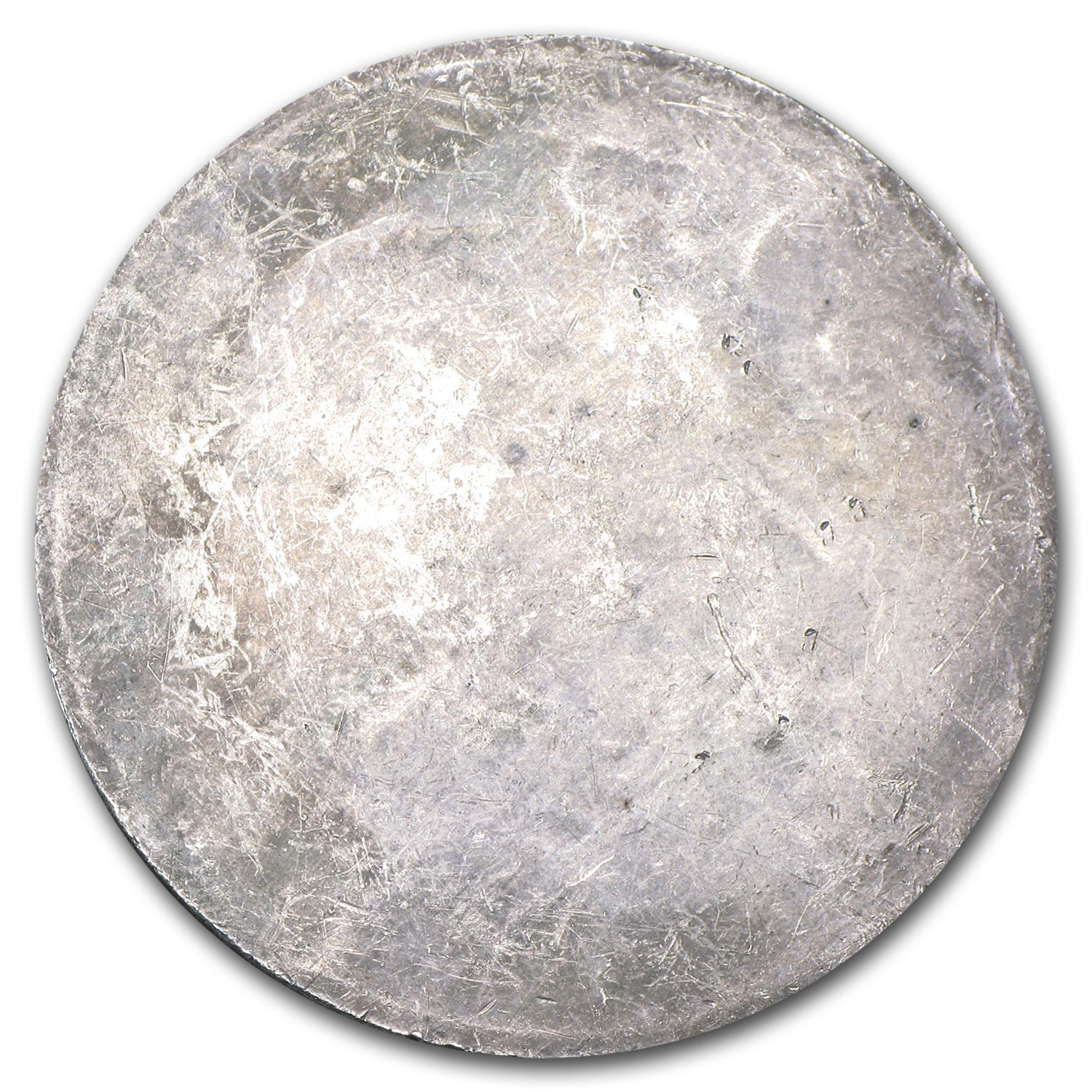 1 oz Silver Rounds - Georgetown, Colorado (45 mm)