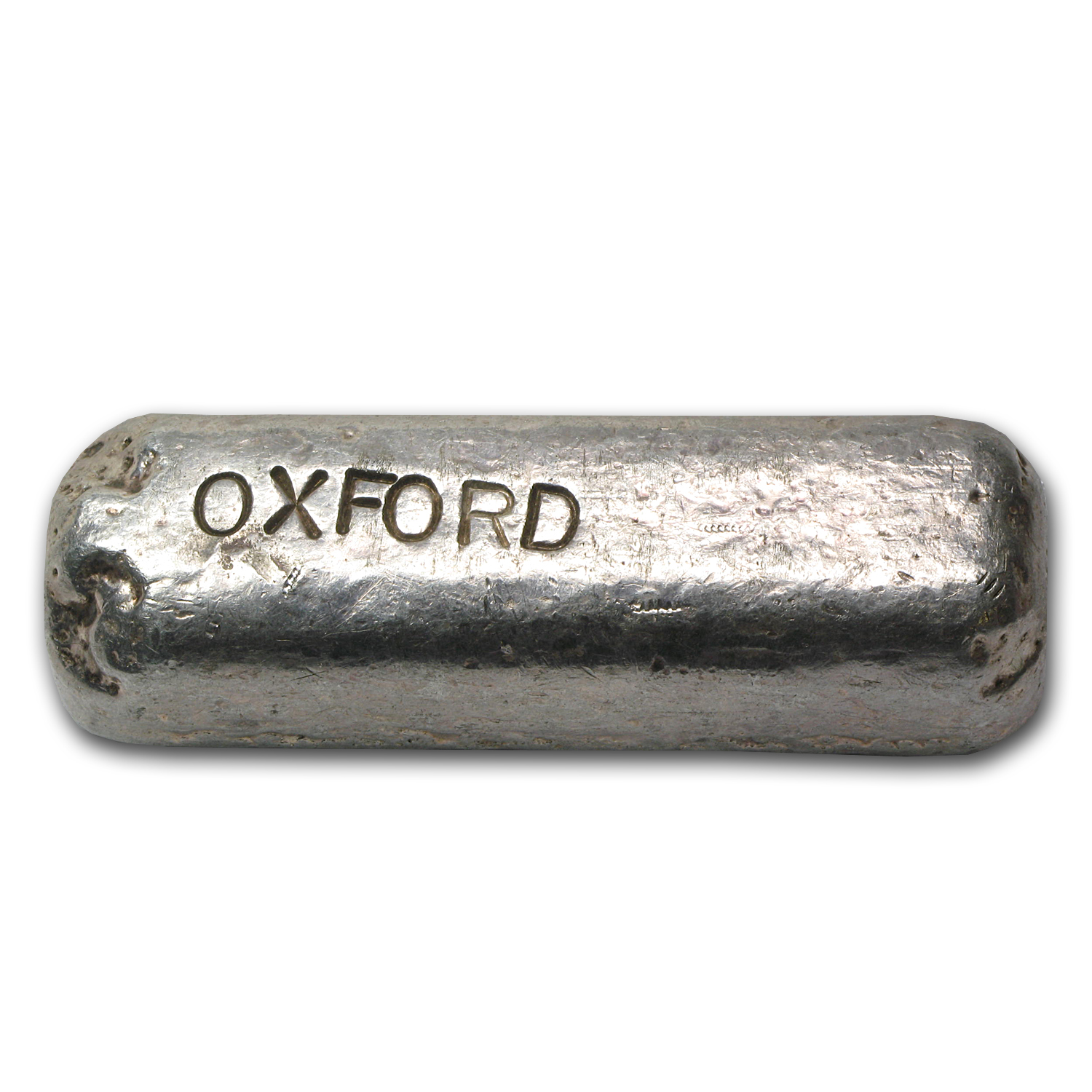 10.07 oz Silver Bar - Oxford (Poured)
