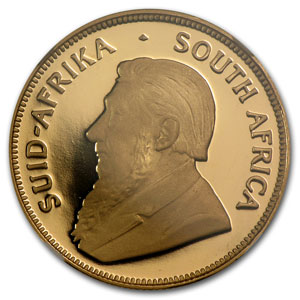 1998 South Africa 1/2 oz Gold Krugerrand PF-69 NGC