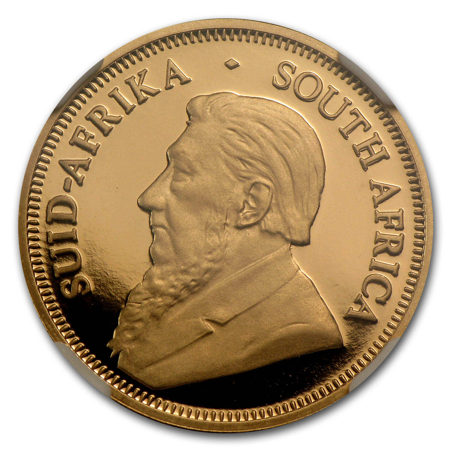 2006 1/4 oz Gold South African Krugerrand PF-70 NGC