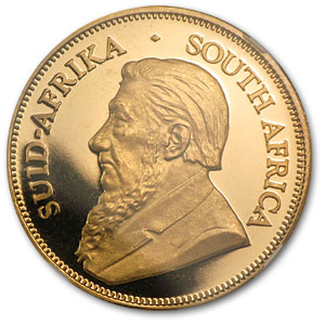 2003 South Africa 1/2 oz Gold Krugerrand PF-66 NGC