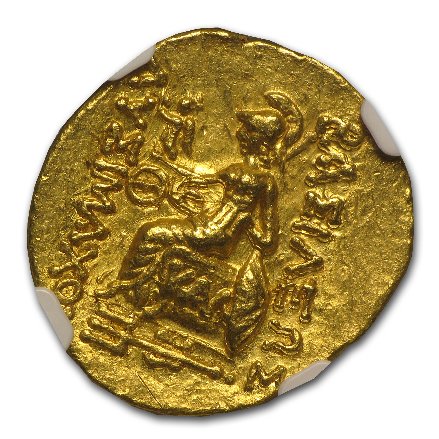 Kingdom of Pontus AV Stater Gold Mithradates VI MS-NGC