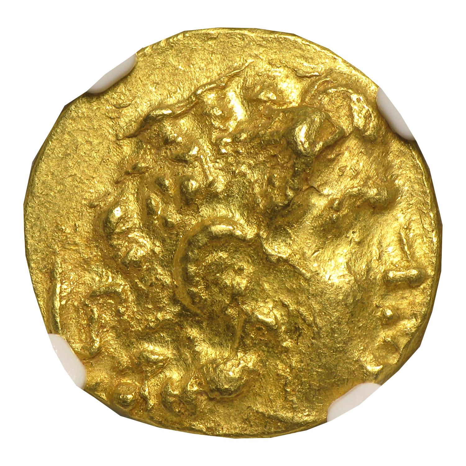 Kingdom of Pontus AV Stater Gold Mithradates VI MS NGC