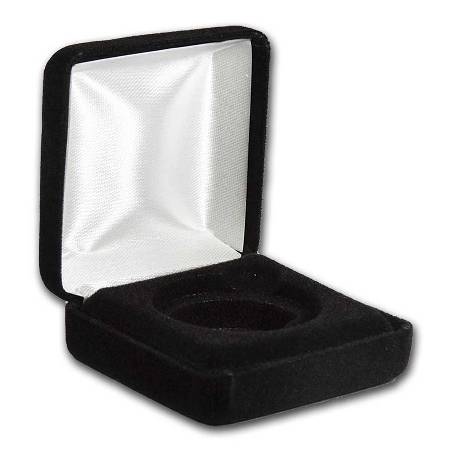 Black Velvet Gift Box - 1 oz Rounds