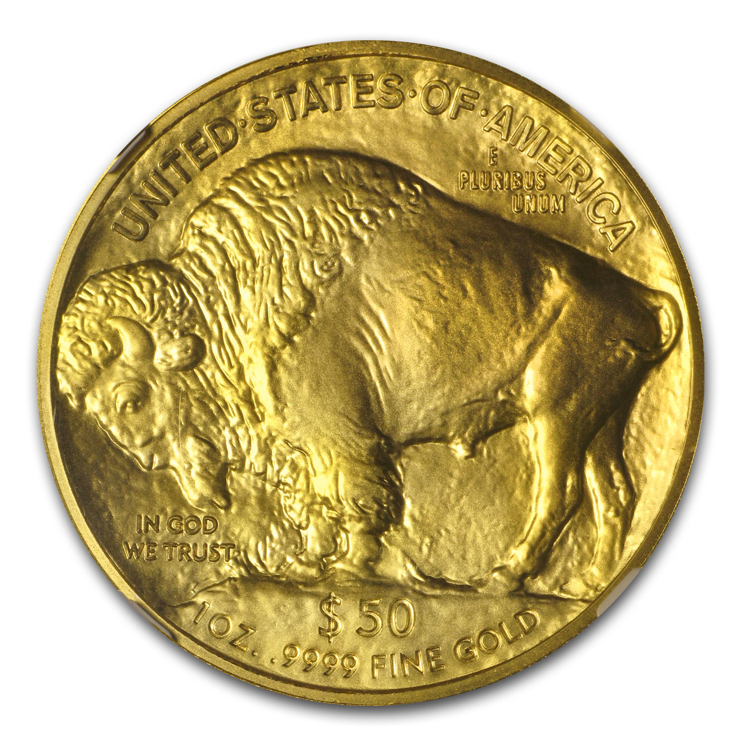 2013 1 oz Gold Buffalo MS-70 NGC (Early Releases)