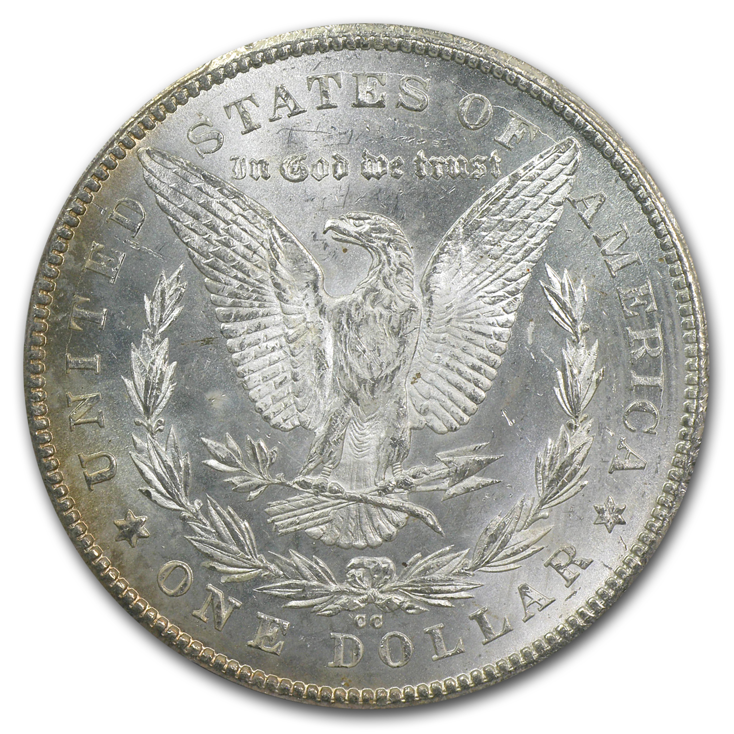 1878-CC Morgan Dollar MS-61 PCGS (GSA)