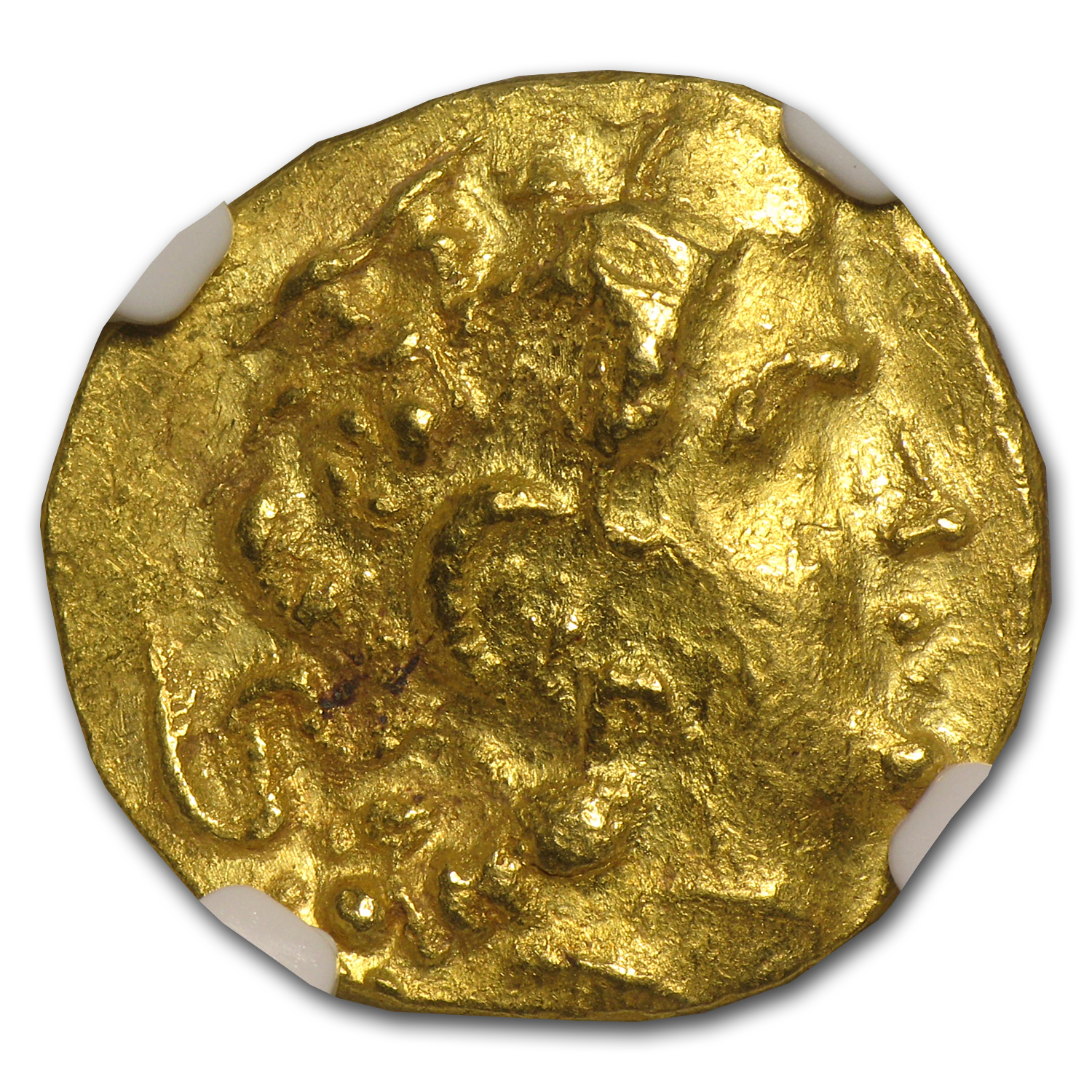 Kingdom of Pontus AV Stater Gold Mithradates VI - MS-NGC