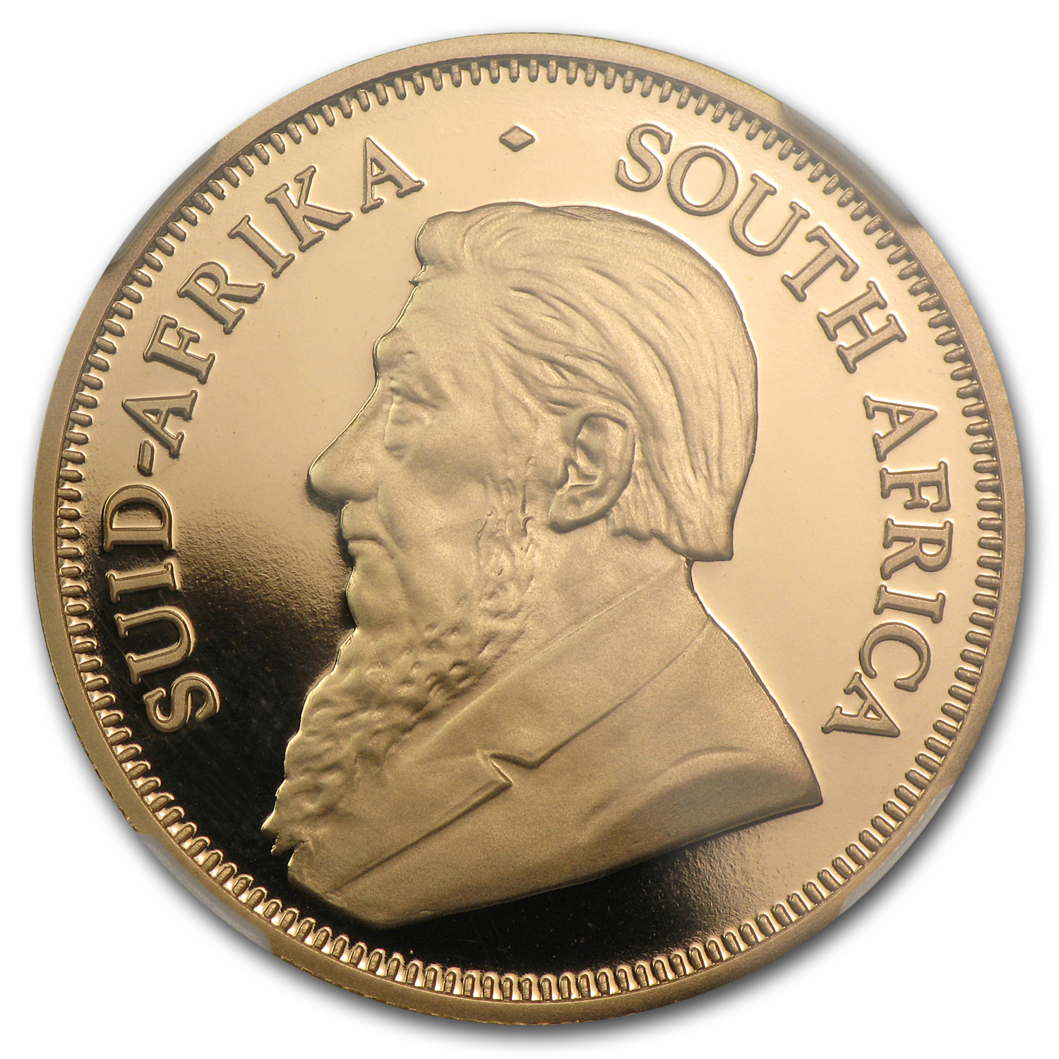 2009 South Africa 1/2 oz Gold Krugerrand PF-69 NGC