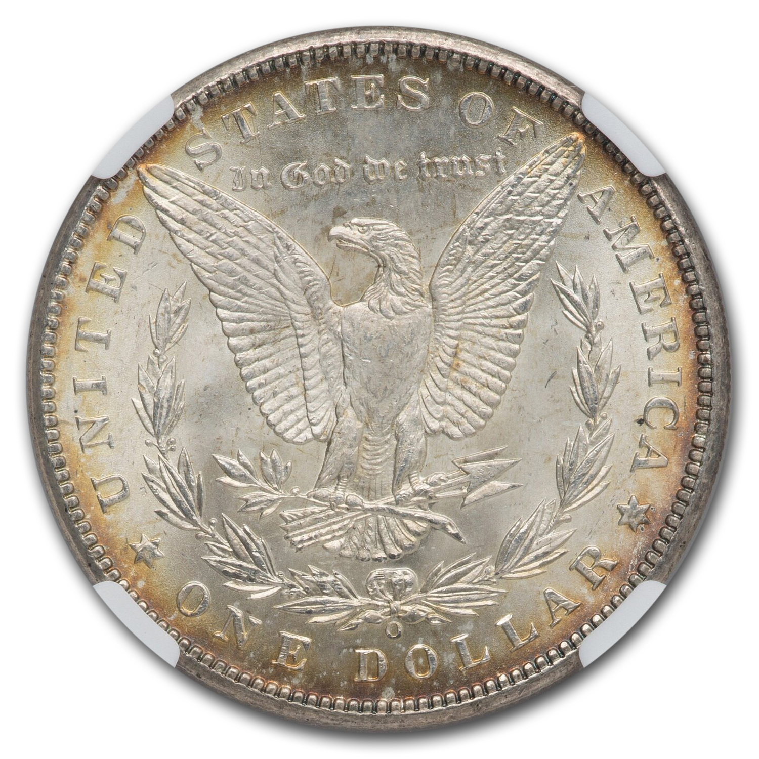 1898-O Morgan Dollar MS-67 NGC