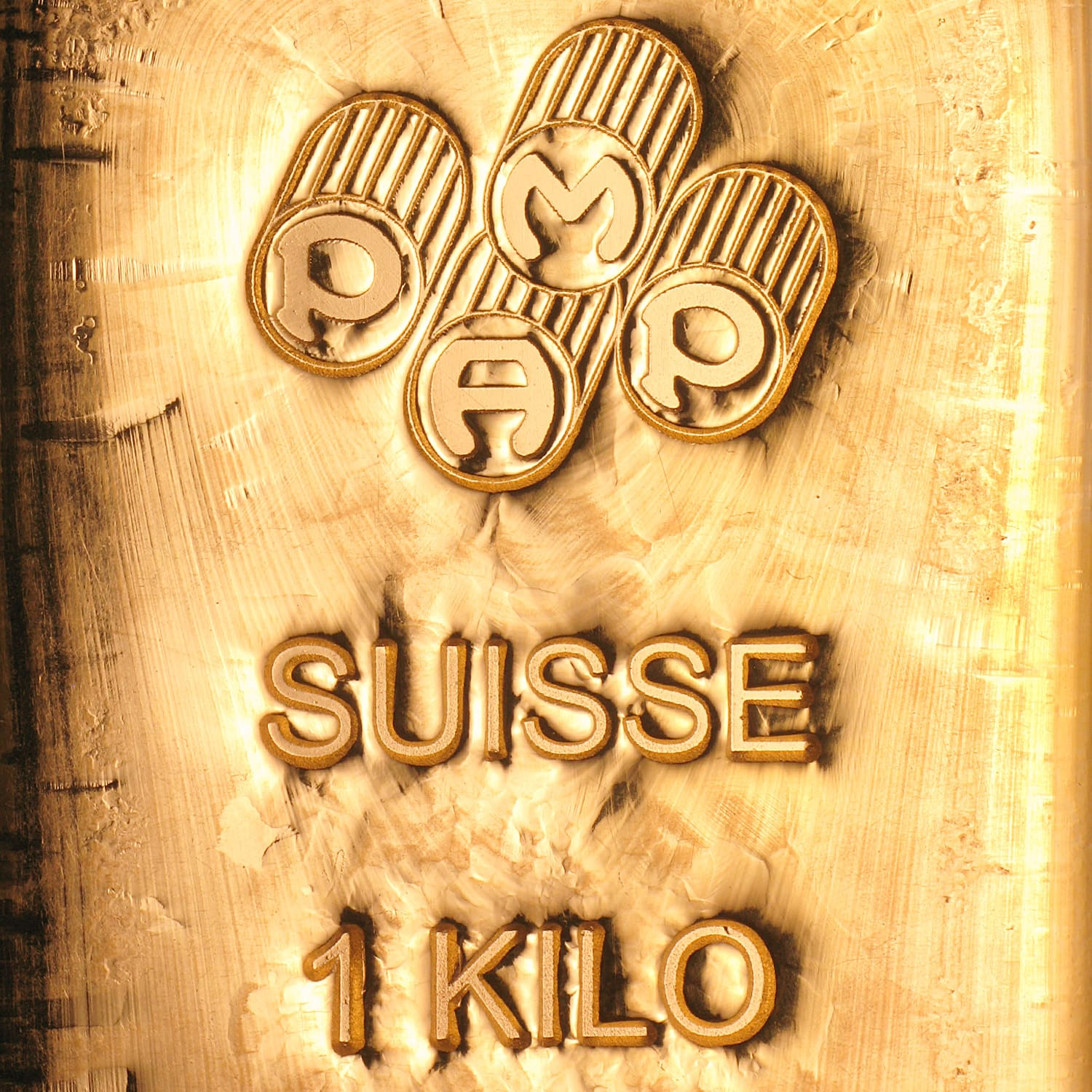 1 kilo Gold Bar - Pamp Suisse (July 10th)