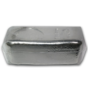 500 gram Silver Bar - Umicore Coin Bar (Poured)
