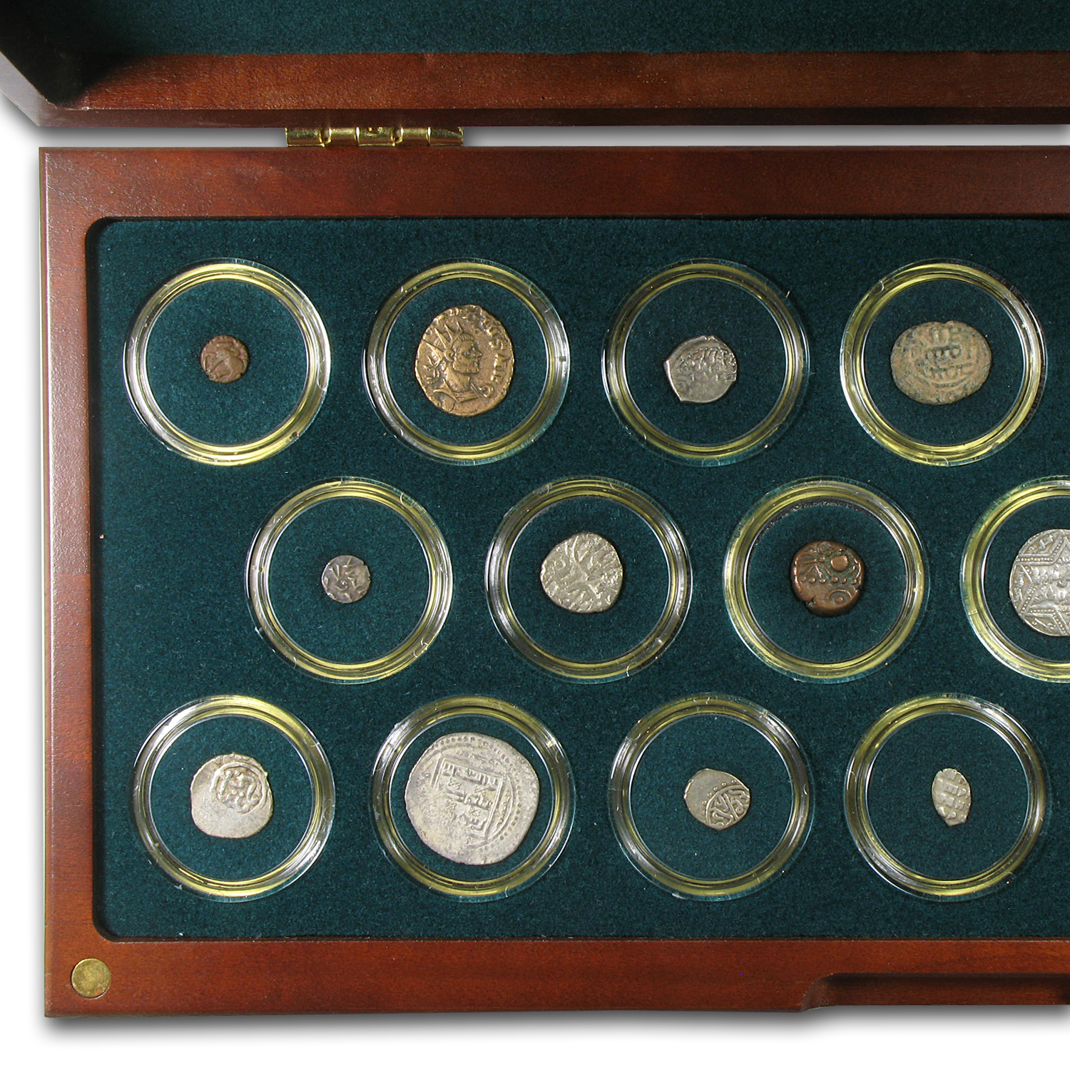 Ancient Silk Road Silver & Bronze Collection