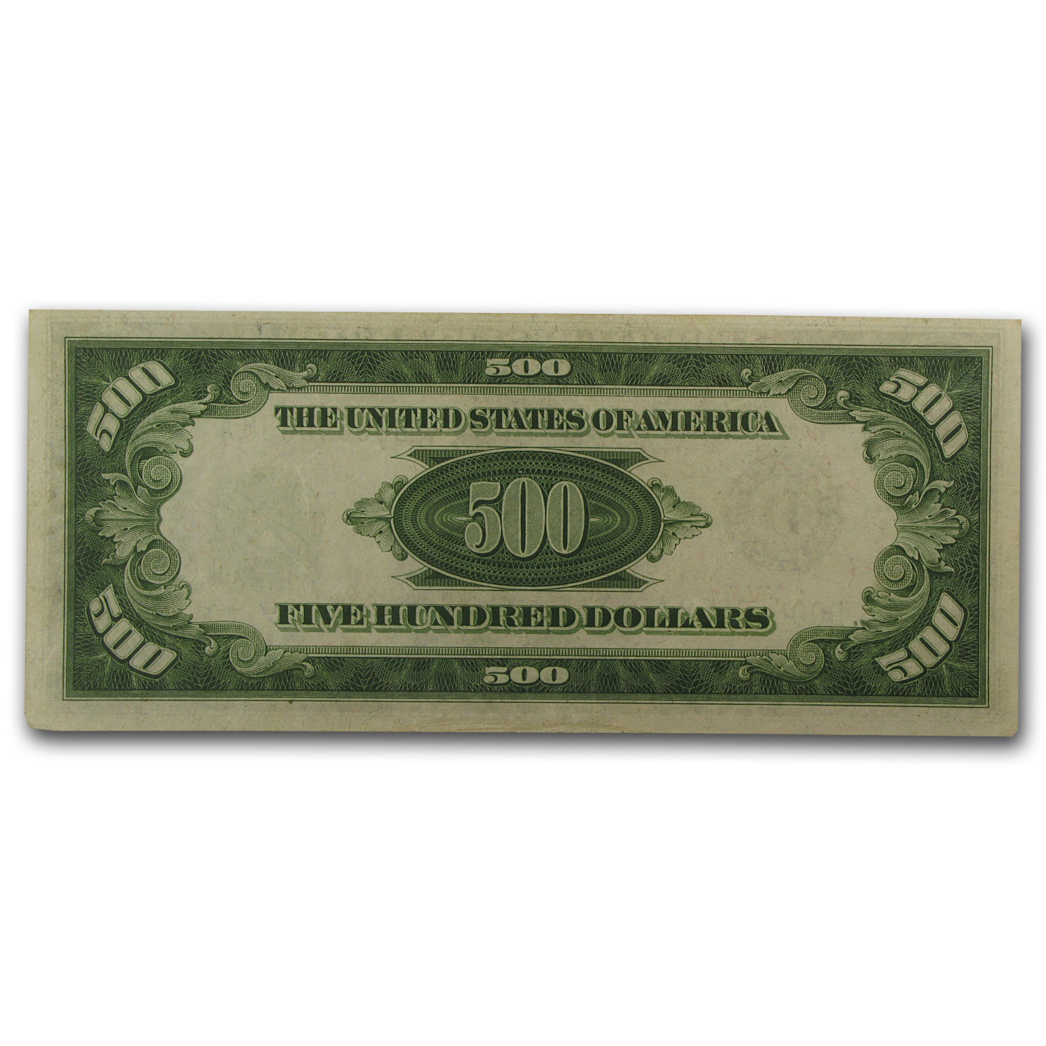 1934-A (D-Cleveland) $500 FRN (Extra Fine)