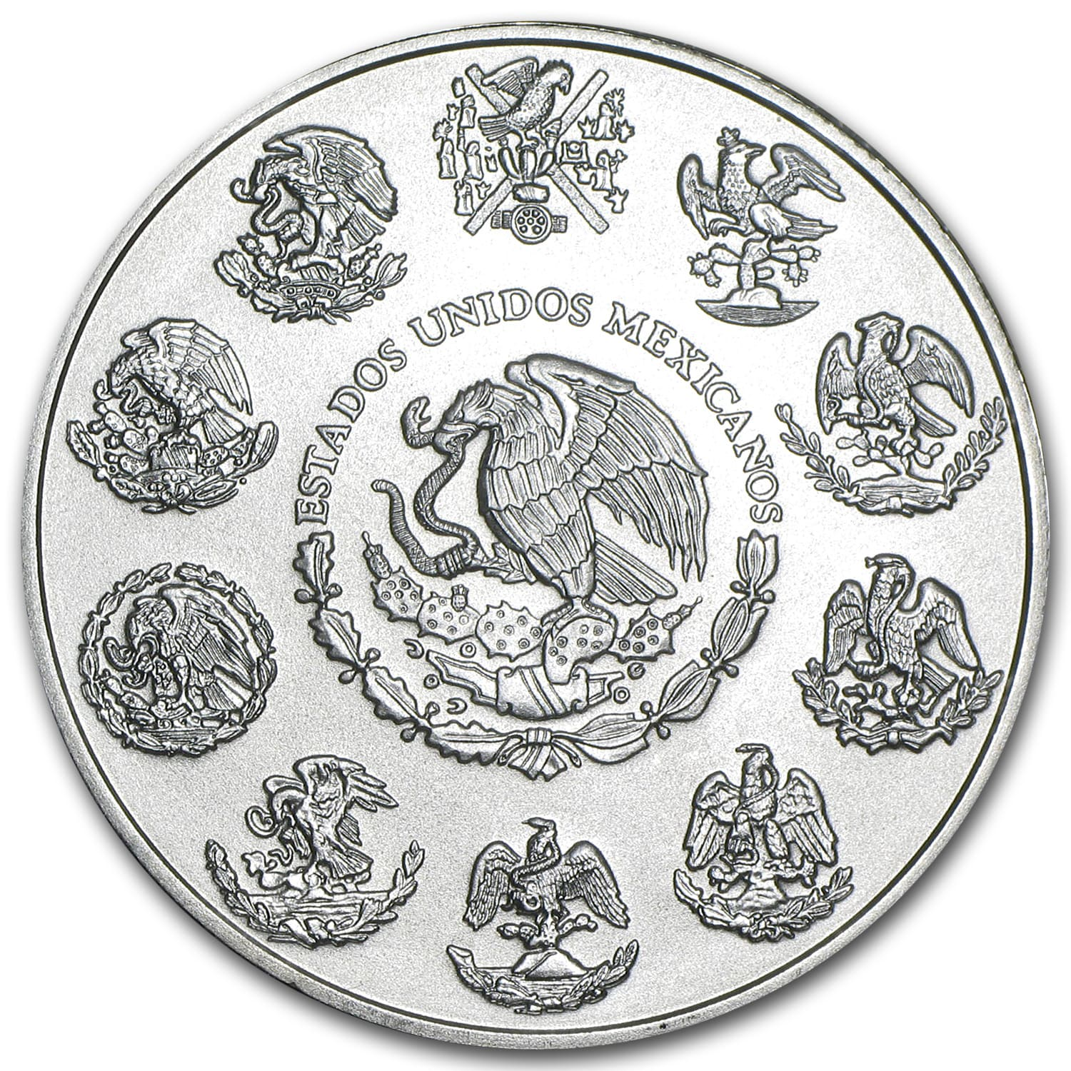 2013 1 oz Silver Mexican Libertad (Brilliant Uncirculated)