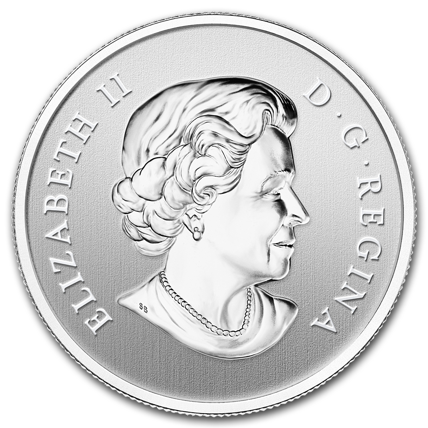 2013 Canada 1/2 oz Silver $10 Year of the Snake (Style 2)