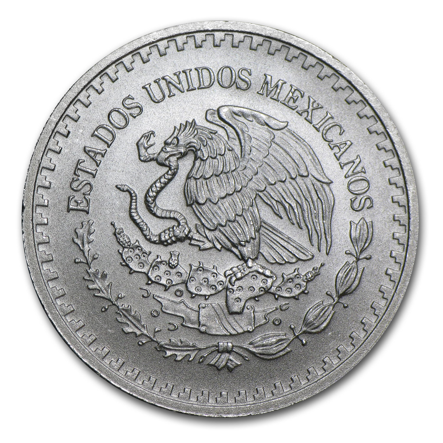 2013 1/10 oz Silver Libertad (Brilliant Uncirculated)