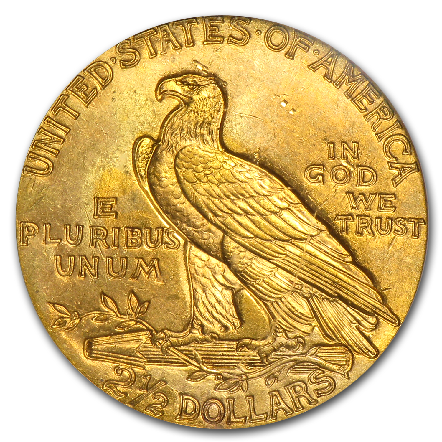 1928 $2.50 Indian Gold Quarter Eagle - MS-64+ PCGS CAC