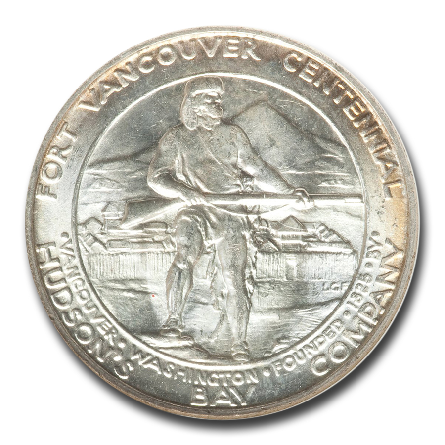 1925 Fort Vancouver - MS-64 NGC