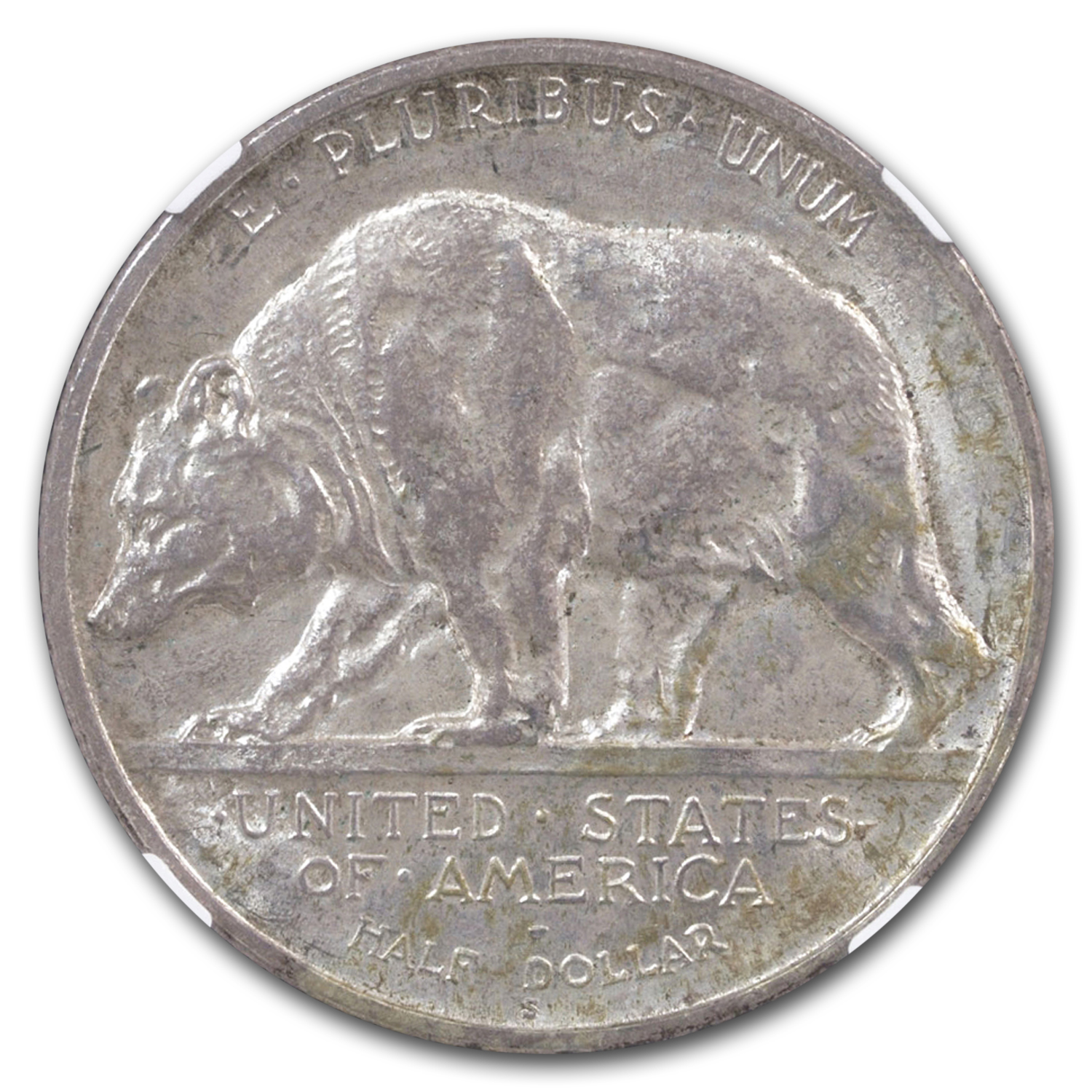 1925-S California Diamond Jubilee MS-64 NGC