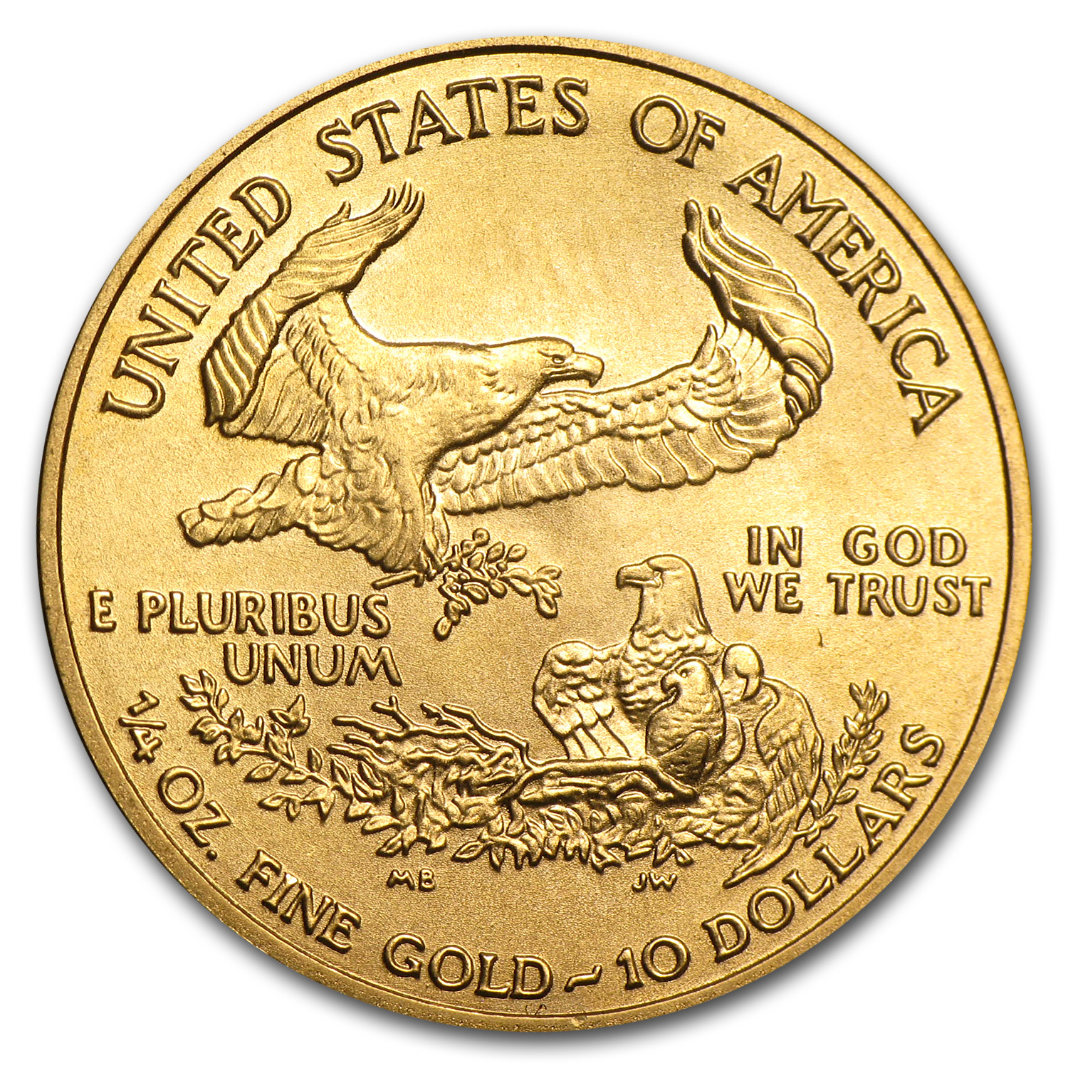 2003 1/4 oz Gold American Eagle (BU)