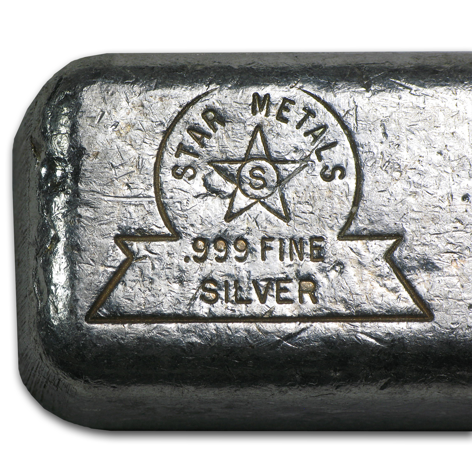 9.39 oz Silver Bars - Star Metals