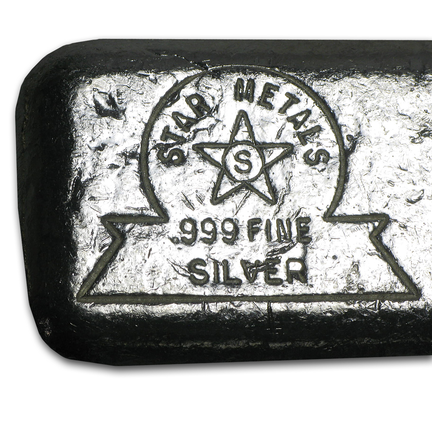 9.52 oz Silver Bar - Star Metals