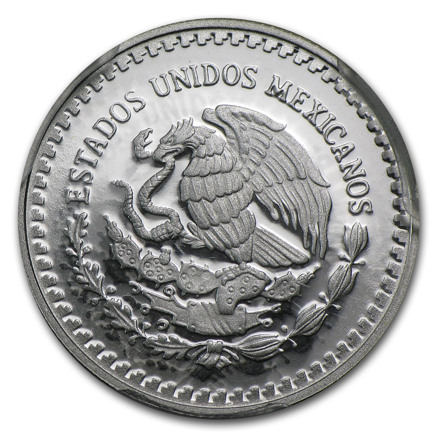 2009 Mexico 1/10 oz Proof Silver Libertad PR-69 PCGS