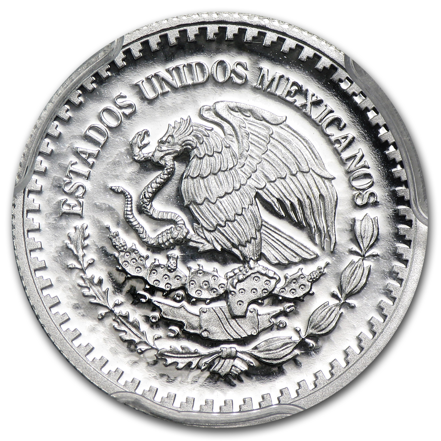 2011 1/10 oz Proof Silver Mexican Libertad PR-69 PCGS