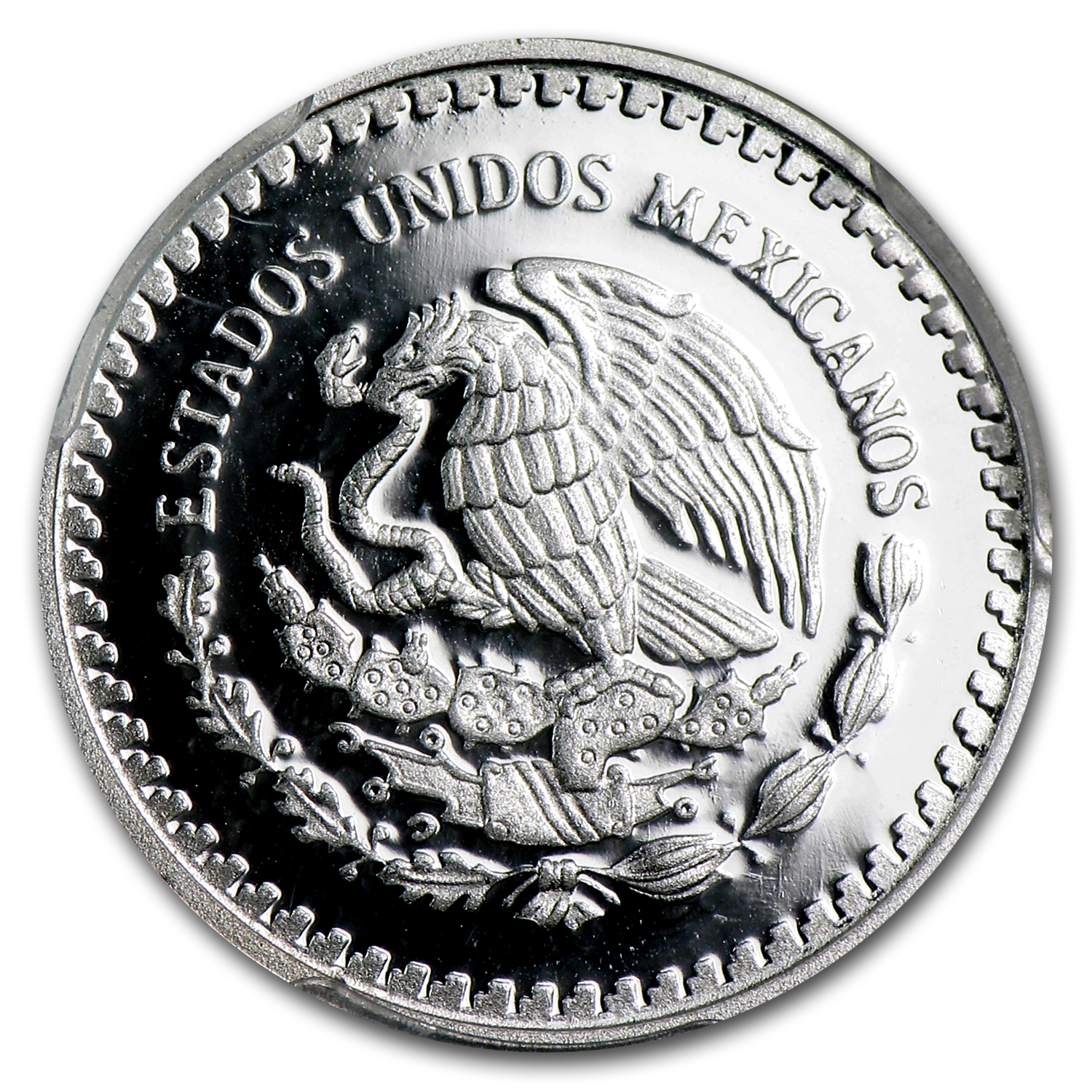 2010 Mexico 1/10 oz Proof Silver Libertad PR-70 PCGS