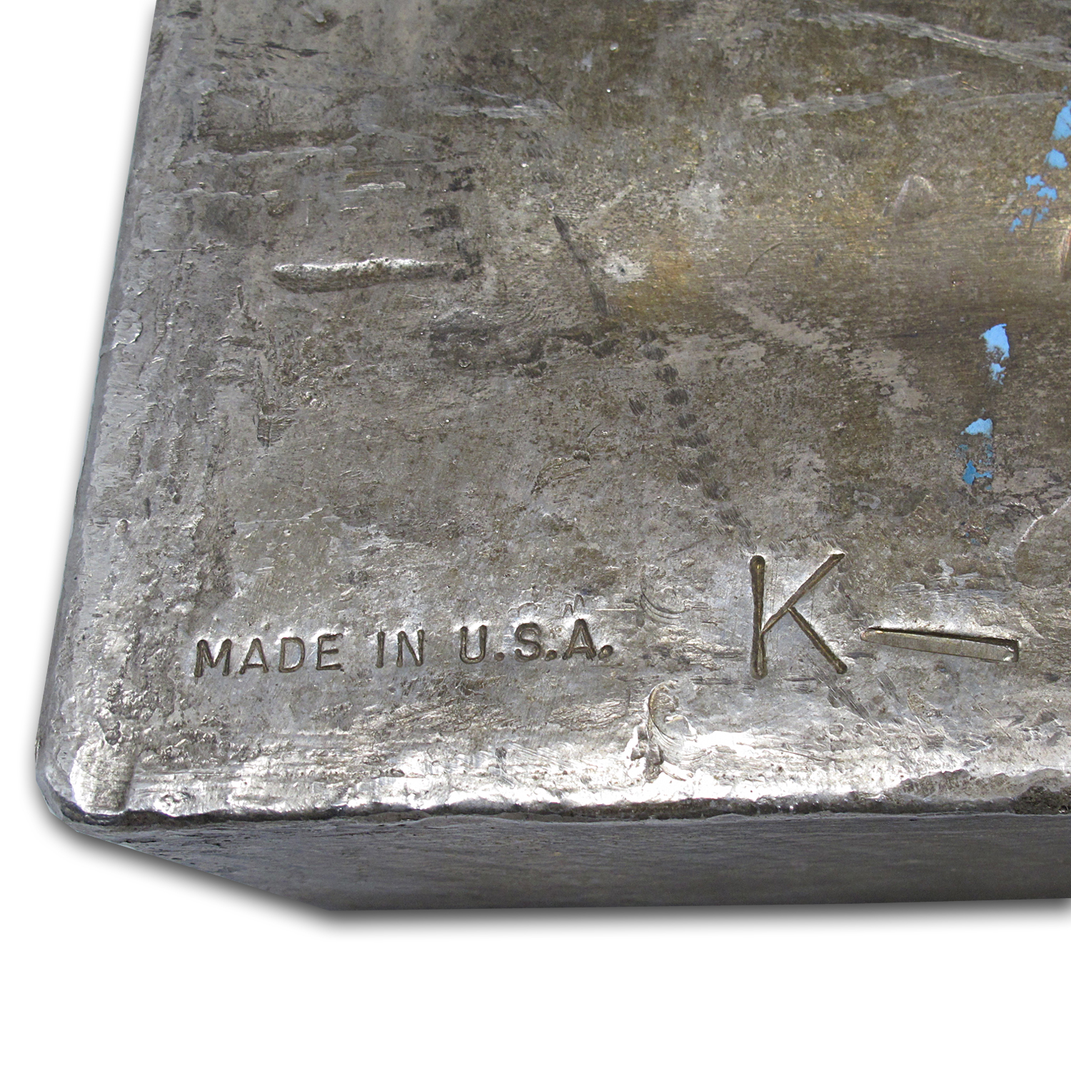 988.70 oz Silver Bar - DRW (#8458)