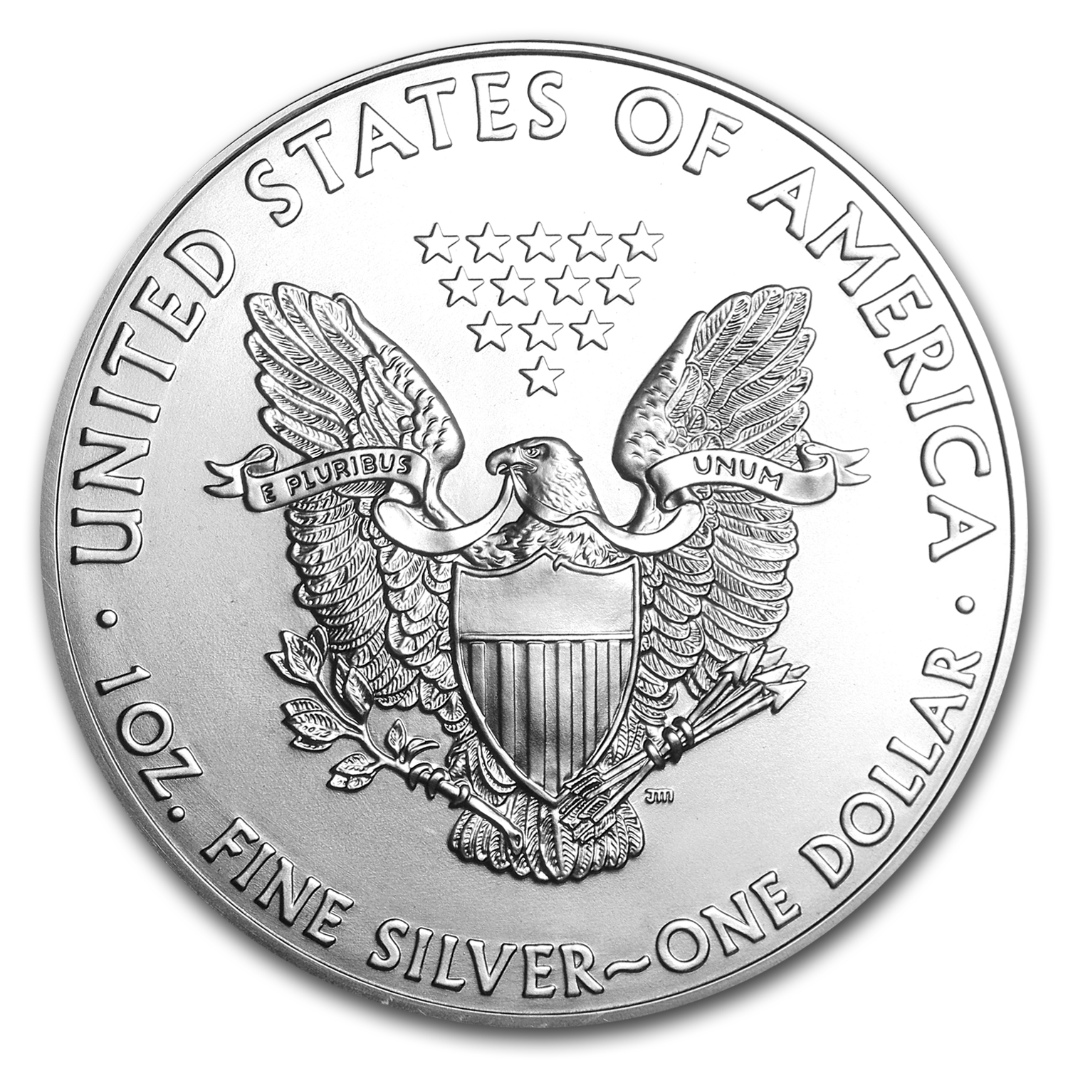 2013 1 oz Silver American Eagles (20-Coin MintDirect® Tube)