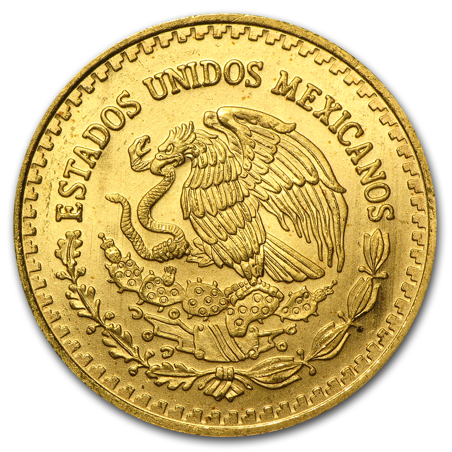 1994 Mexico 1/4 oz Gold Libertad BU