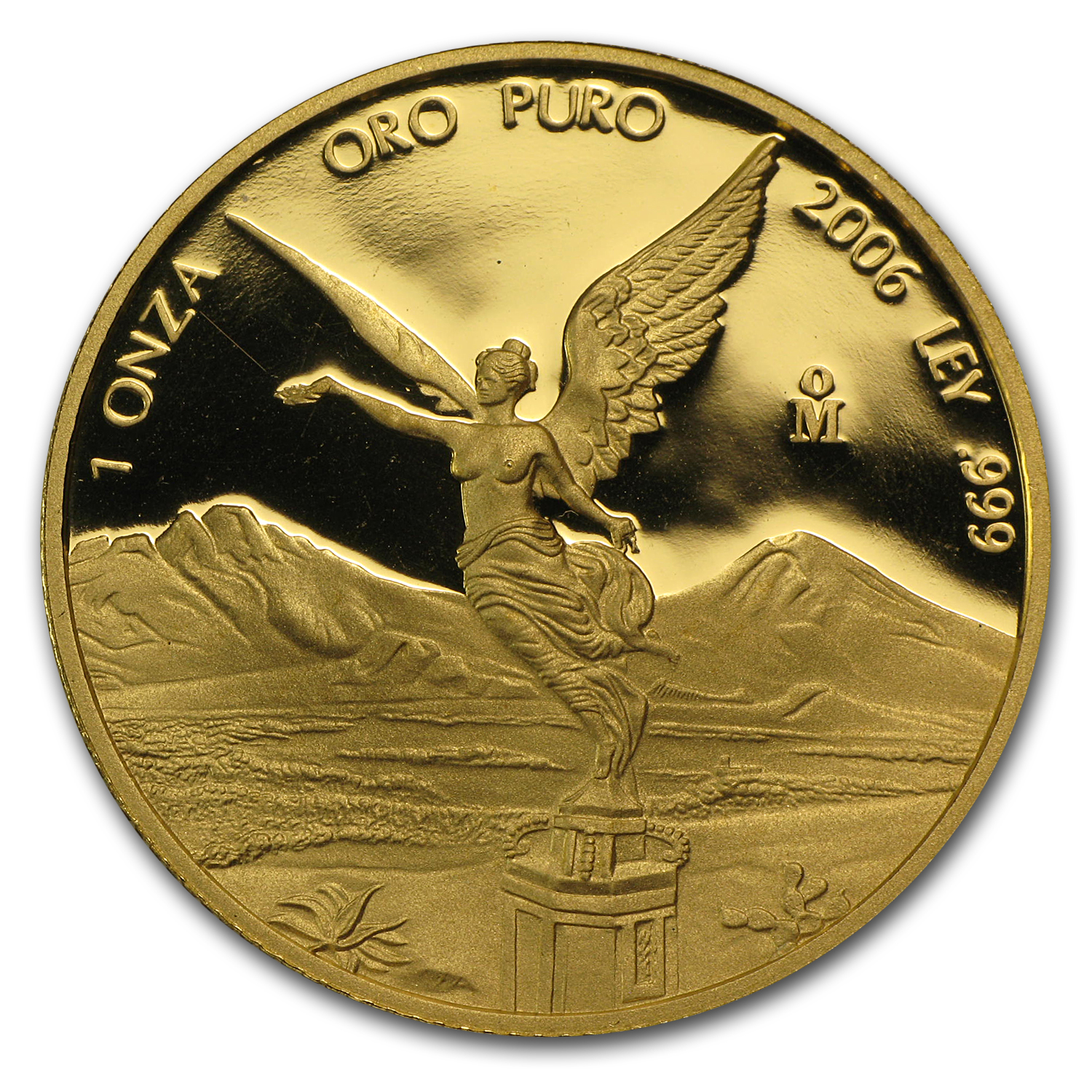 2006 Mexico 1 oz Proof Gold Libertad