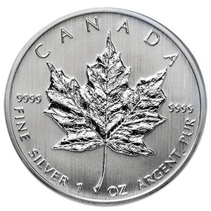 2013 Canada 1 oz Silver Maple Leaf MS-68 PCGS (First Strike)