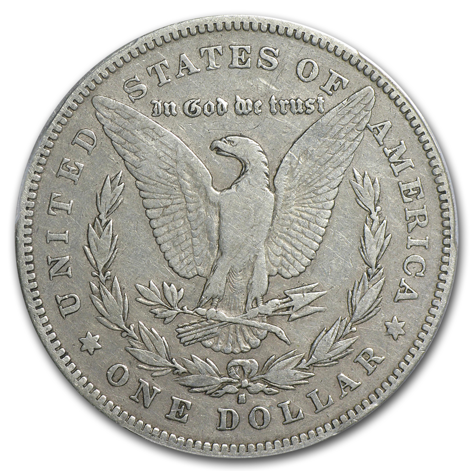 1878-S Morgan Dollar VF-25 PCGS (VAM-58, Long Nock, Top-100)